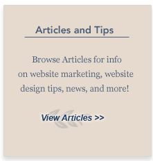 Infinity Consulting Marketing Tips - Articles